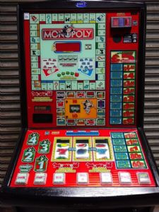 Monopoly (Original) - £5 Jackpot Pub Fruit Machine
